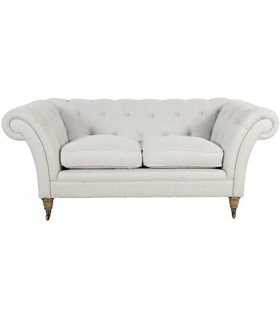 Hudson 2.5 Sofa   Fabric / Colour: Dalton Metallic Dove Grey   Sofas | New  Lounge Cumbers | Pinterest