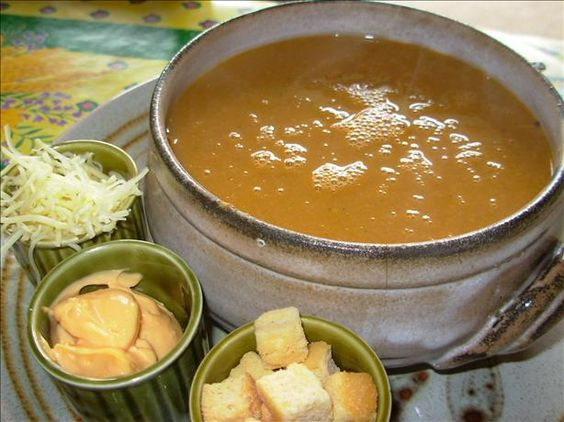 Soupe de poissons dieppoise spicy french fish soup for Spicy fish soup