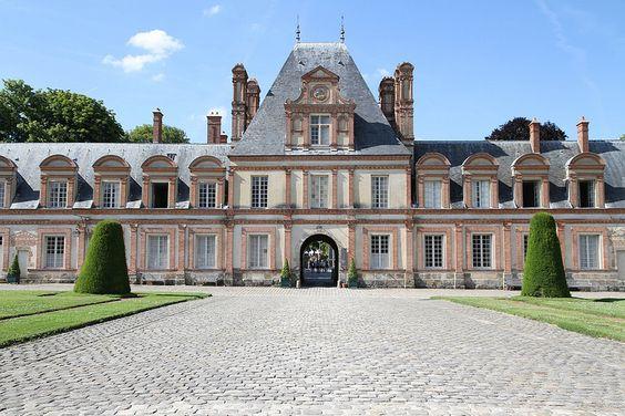 Chateau de Fontainebleau - Farfelue Paris -