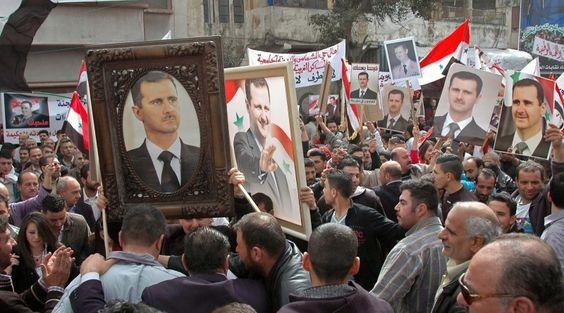 Inician las elecciones en Siria en medio del conflicto armado
