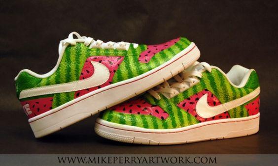 Nike Delta Force watermelon