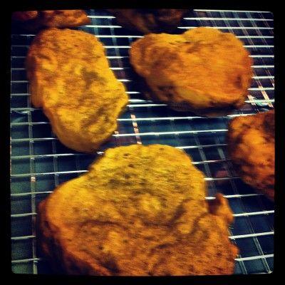 Cinnamon-Ginger Seitan Cutlets