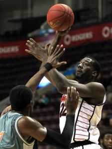 Chris Commons, NBL All Star Game   All-Star Voting
