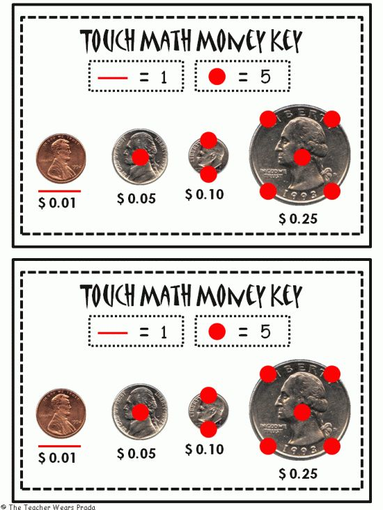 math worksheet : 1000 images about touch math on pinterest  touch math number  : Free Touch Math Addition Worksheets