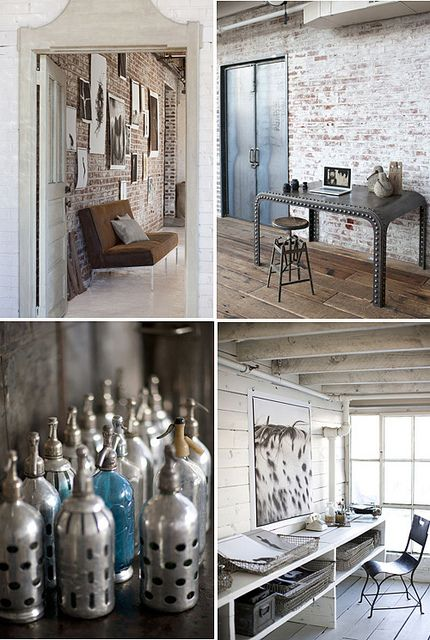 Sfeer/style: combinatie van natuurlijke prioducten, huislijkheid en praktisch (industrieel)