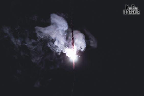 Fire night - #fire #smoke #night #500px #photographer #nikon #exposure #composition #capture