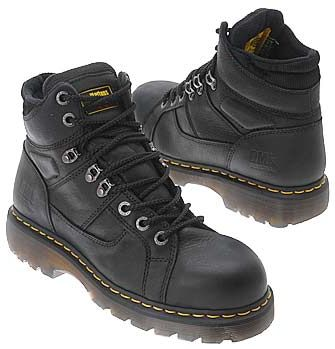 #Dr. Martens Industrial   #Mens Boots               #Martens #Industrial #Men's #Ironbridge #Lace #Boots #(Black)                 Dr. Martens Industrial Men's Ironbridge ST 8 Tie Lace Boots (Black)                                     http://www.snaproduct.com/product.aspx?PID=5861727