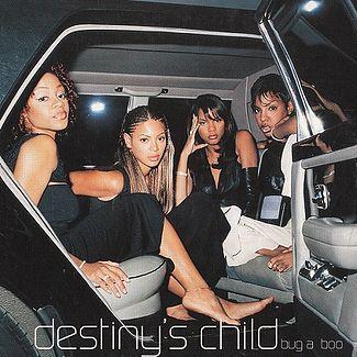 Destiny's Child – Bug a Boo (single cover art)