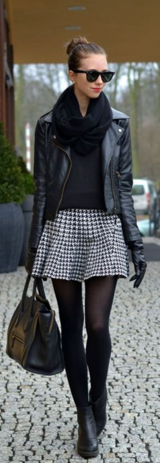 100 Sexy Winter Skirt Outfit Ideas | Sexy, Skirts and ...