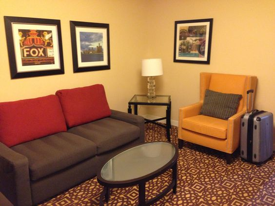 DoubleTree Suites by Hilton Hotel Detroit Downtown - Fort Shelby in Detroit, MI