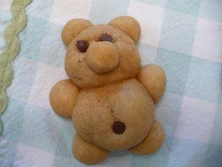 Peanut butter teddy bears