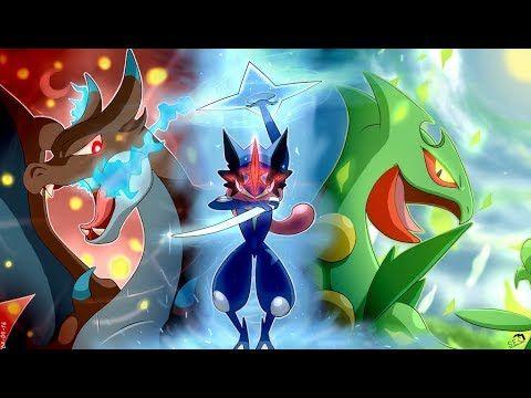 Pokemon Amv Ash And Greninja 4 Hero Youtube Pokemon Backgrounds Pokemon Pokemon Rayquaza
