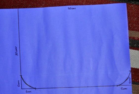 LOUCA DE IDEIAS: DIY - Fazendo um Tapa Bumbum para Academia