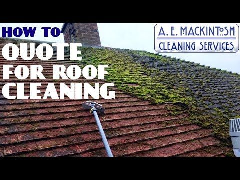 Roof Moss Cleaning Cost In 2020 Roof Cleaning Roof Cost Gutter Repair