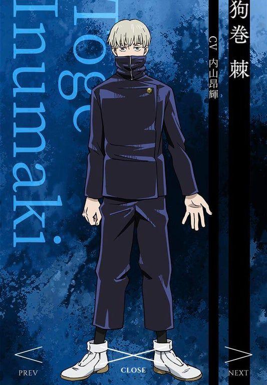 Pin By Mikio On Jujutsu Kaisen Jujutsu Character Design Anime