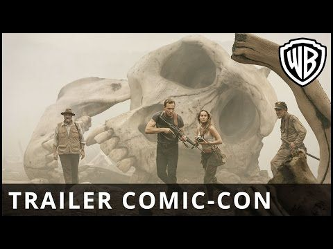 Kong: A Ilha da Caveira - Trailer Comic Con (leg) [HD] - YouTube
