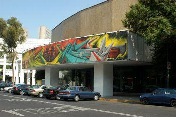 Paseo de la Reforma y Campo Marte s/n, col. Chapultepec Polanco
