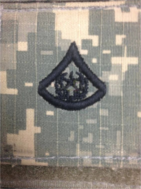 Private First Class Sergeant Major (PFCSM)
