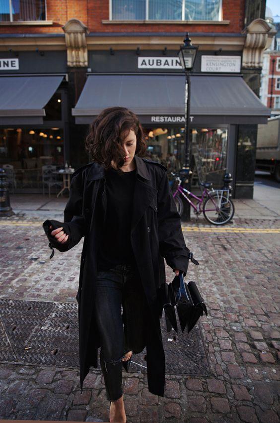Karla Deras of Karla's Closet |  In the streets of Paris...