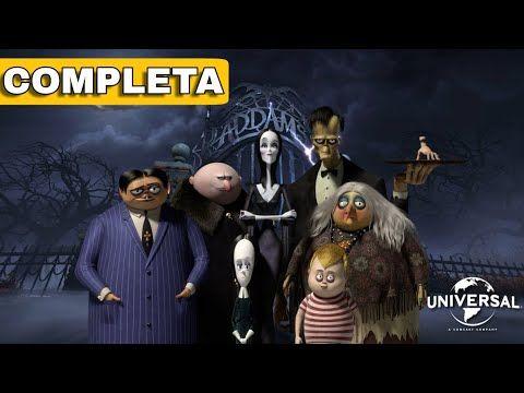 Pelicula Los Locos Addams Animada 2019 Pelicula De Hallowen Para Niños Ver Español Latino Est La Familia Addams Películas De Halloween Películas De Animación