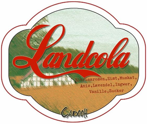 Landcola, Country-cola (homemade from cola-syrup)