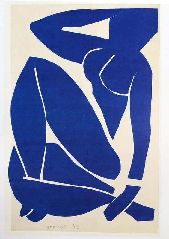 Henri Matisse The Cut-Outs….Now at the MoMA:
