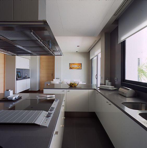 Decoracion #moderno #cocina #sillas #comodas #encimeras #mesas de ...