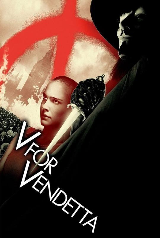 V For Vendetta Poster Film Afisleri Film Posteri Film