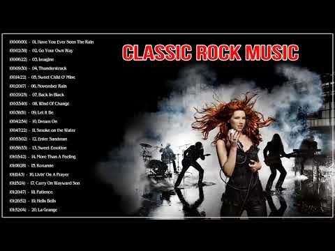Classic Rock Music Hits 2018 - Greatest Classic Rock Songs