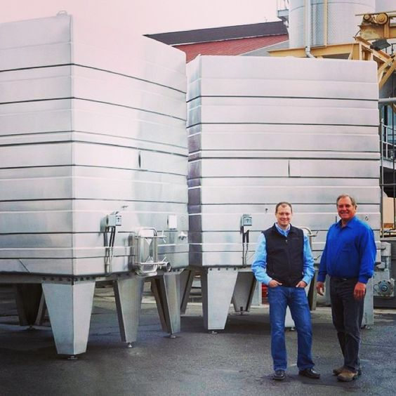 Click to discover why La Garde wine tanks are the best to optimize your #winery