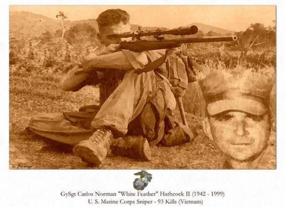 Carlos Hathcock: Legendary Marine Sniper