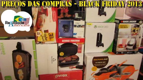Preços das Compras - Black Friday 2013
