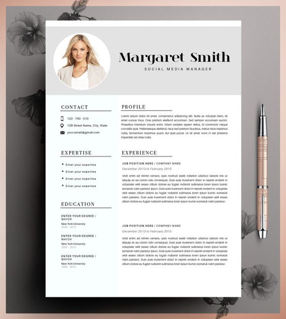 Curriculum Vitae Template Free Download South Africa Free Cv Templates Jobfishing Download Cv: Creative, Creative Resume And Words On Pinterest