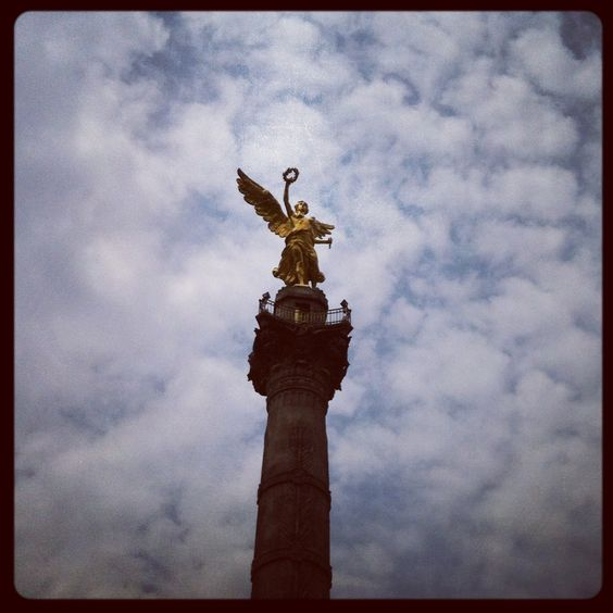 El Angel de la Independencia, Mexico me encanta