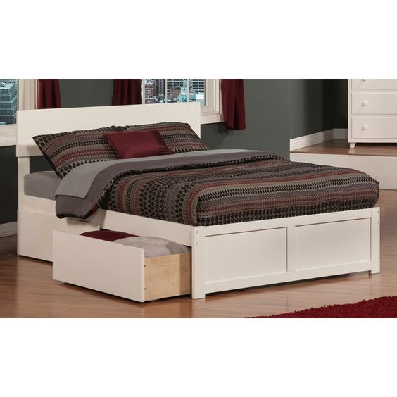 Youu0027ll Love The Thousand Oaks Storage Platform Bed At Wayfair   Great Deals  On