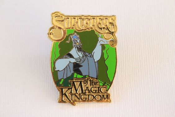 Hades Sorcerers of the Magic Kingdom