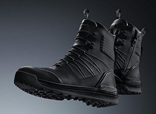 new styles 0587d 76367 ... nike black boots men lunar terra arktos