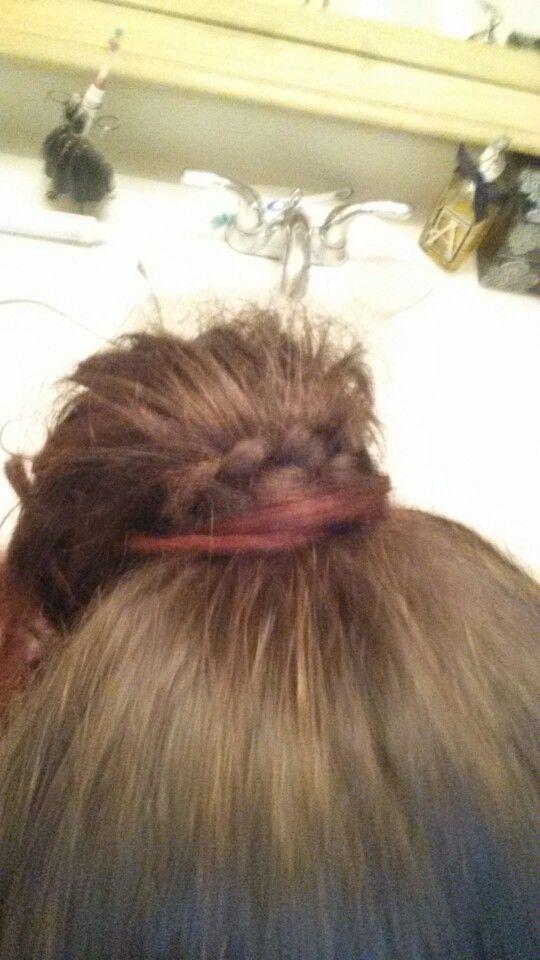 The ponytail braid