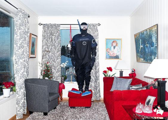 Водолазный костюм, $5 000