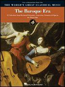 The Baroque Era - Easy to Intermediate Piano