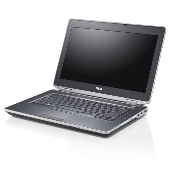 eN-Tech Dell Latitude E6430 14.0-inch Intel Core i5 3rd Gen 2.60GHz 4GB 1TB Windows 10 Pro 64-bit Grey Refurbished Laptop
