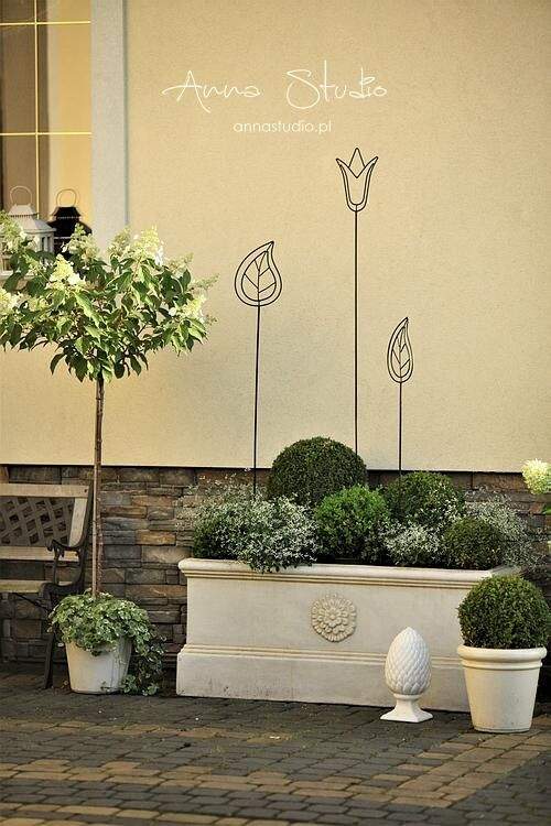 Lece W Kulki Lato W Doniczce Kolekcja Victorian Gardens Garden Containers Shade Garden