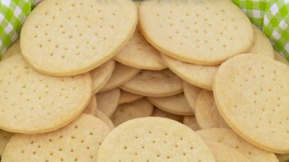 Learn how to bake Norman's farthing biscuits recipe from the Biscuits episode of The Great British Baking Show airing on PBS Food.