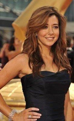 How I met your mother - Lily Aldrin / Alyson Hannigan. LOVE her hair