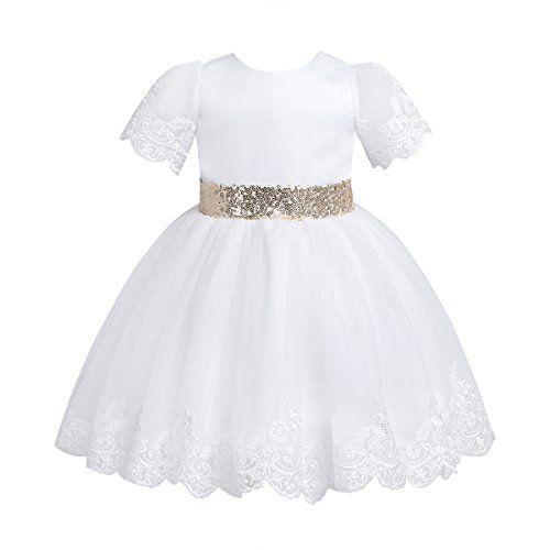 Tiaobug Baby Madchen Prinzessin Kleid Blumenmadchenkleid Https Www Amazon De Dp B0796nx71z Ref Cm Sw R Pi Dp U X Dwr Cbms2e6tw