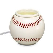 Diffuseur Scentglow Baseball (P91566) Pour en voir plus / to see more: www.partylite.biz/francisguay
