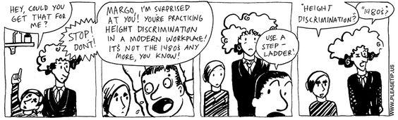 Height Discrimination