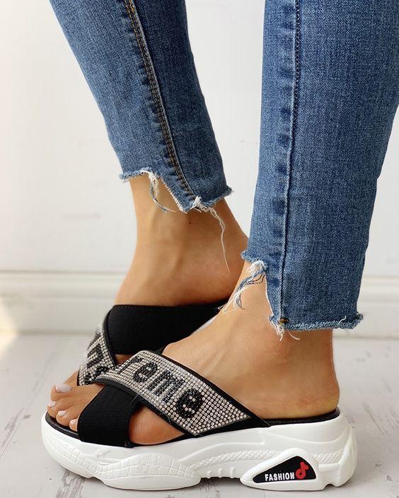 Lovely Summer  Sandals