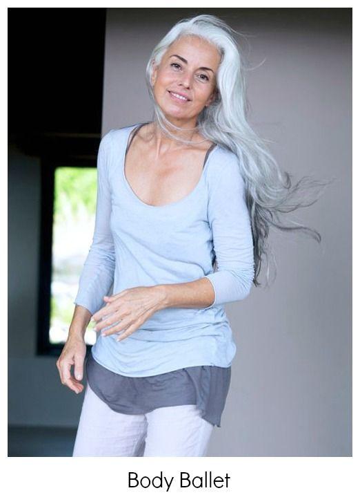 Yasmina Rossi. Nunca es tarde para comenzar a hacer actividad física. Sucede que haciendo Body Ballet se pueden lograr dos beneficios al mismo tiempo: mejor salud y más belleza.