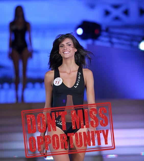 from Miss Italia